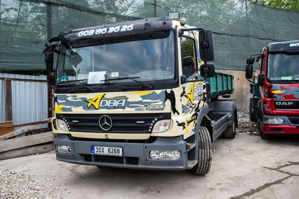 Mercedes-Benz Atego 12 t