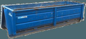 Chodníkový kontejner - ADBA s.r.o. - Praha 10