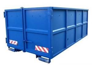 Pronájem kontejnerů - ADBA s.r.o. - Praha 10
